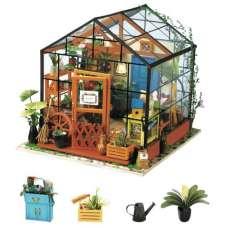 Румбокс миниатюра Цветочная Оранжерея