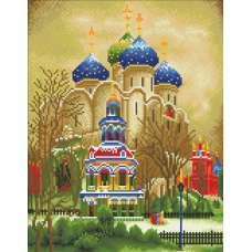 """Алмазная живопись """"Троицкий Собор"""""""