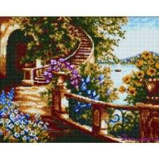 """Алмазная живопись """"Чудесный сад"""""""
