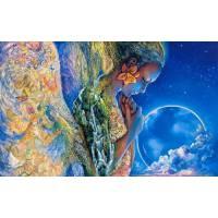 "Картина по номерам раскраска ""Живая планета"""