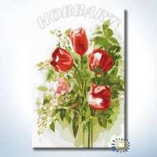 """Картина по номерам раскраска """"Благоухание весны"""""""