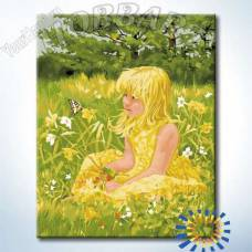 """Картина по номерам раскраска """"На поляне"""""""