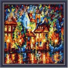 "Картина по номерам раскраска ""Амстердам"""
