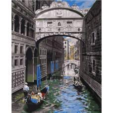 """Картина по номерам раскраска """"Венеция"""""""