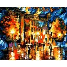 """Картина по номерам раскраска """"Ночь загадка"""""""
