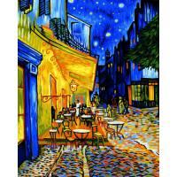 """Картина по номерам раскраска Schipper """"Ночное кафе"""""""