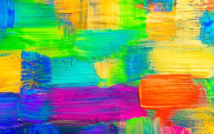Акриловые краски. Тонкости использования. Факты