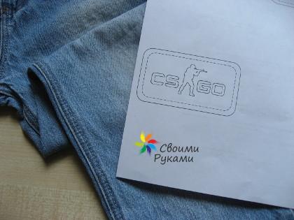 Модные нашивки своими руками крафт текстиль 4